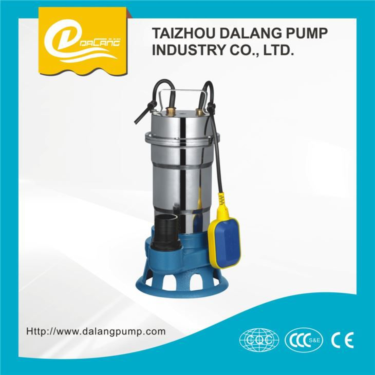 Electric Float Switch Submersible Dirty Water Mud Sewage Pump